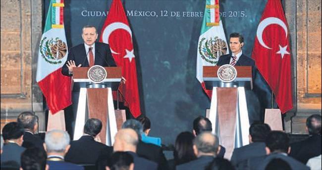 Meksika'ya da EXPO daveti
