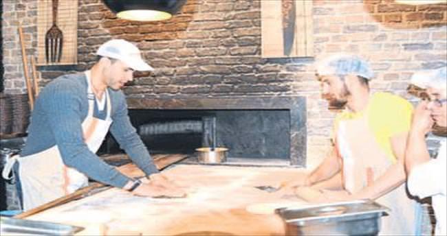 Osmany ve Turgay hünerlerini sergiledi