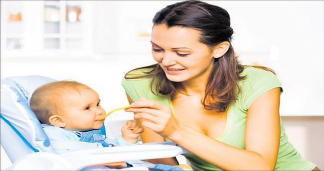 Mutluluğun ve sağlığın temeli bebeklikte atılır