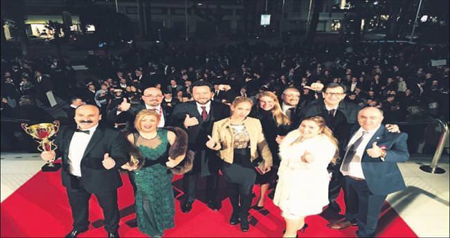 Era Türkiye'ye Cannes'da ödül