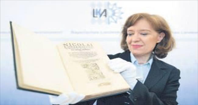 Almanya, çalınan kitapları iade etti