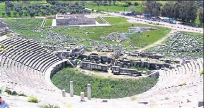 Didim'den, 'kültür mirası listesi' talebi