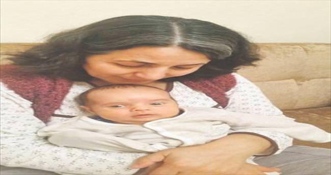 20 yıllık çocuk özlemi son buldu