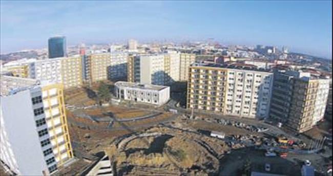 Efsane yurt 74 milyon TL'ye yenilendi