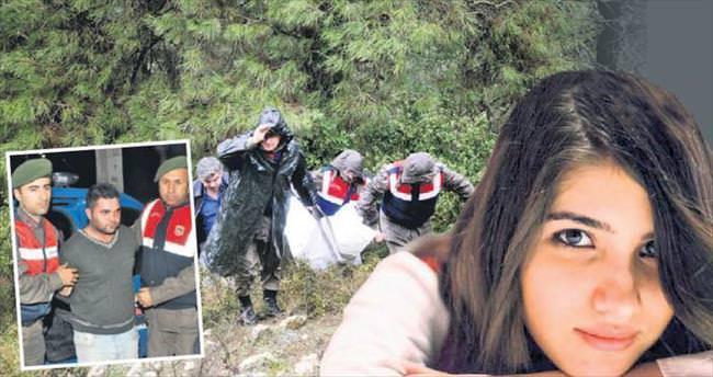 Üniversiteli kızı kaçırıp yaktılar