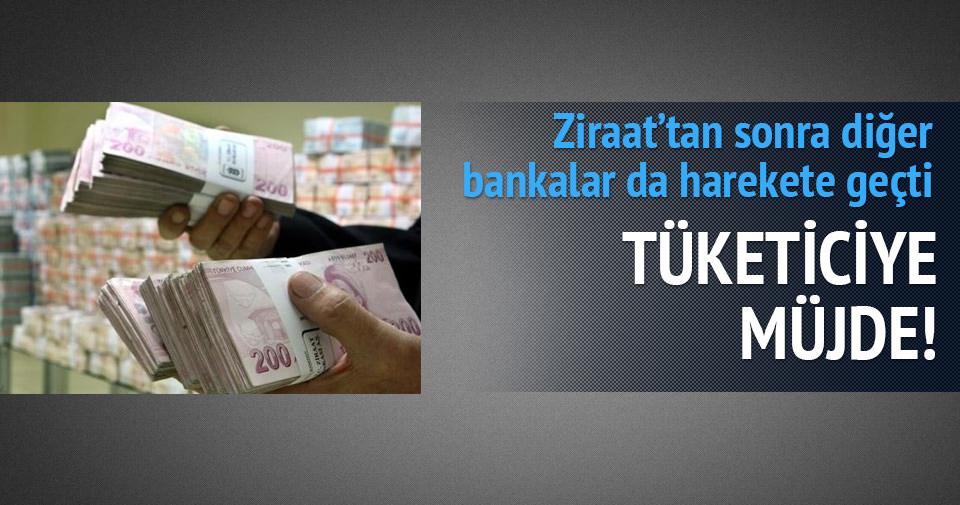 Diğer bankalar da kredi masraflarını iade edecek