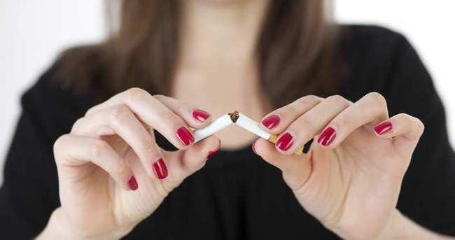 Sigara içmeyenleri de vuruyor