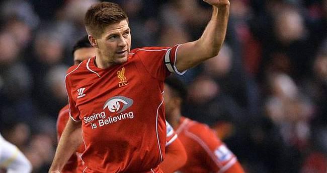 Steven Gerrard karaborsa oldu