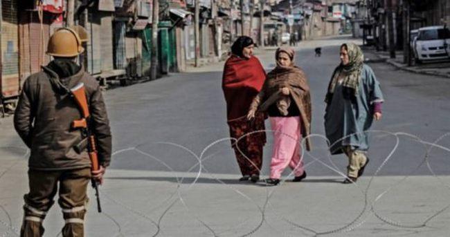 Keşmir'de çatışma: 1 ölü