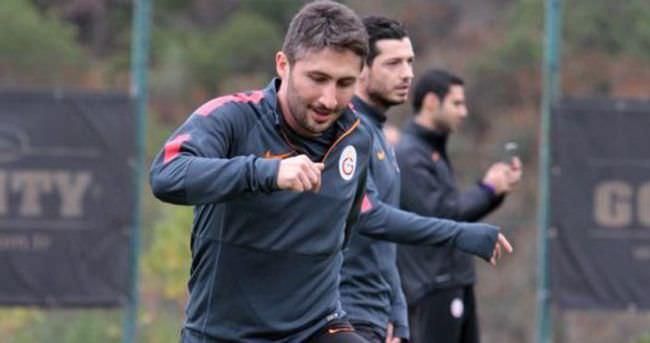 Galatasaray'a Sabri müjdesi