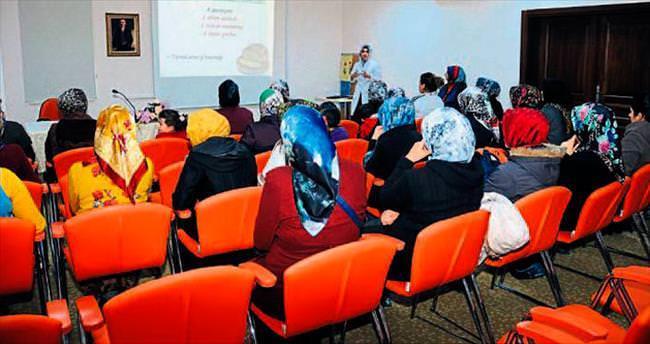 Sağlıklı beslenme semineri