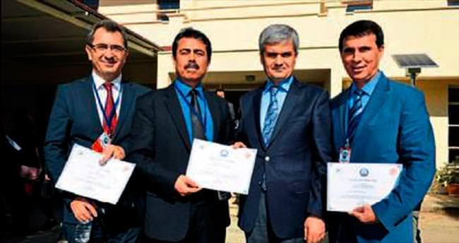 Lider projesinde sertifikalar verildi