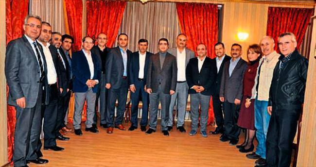 AK Parti Mersin teşkilatı seçime çok hızlı başlıyor