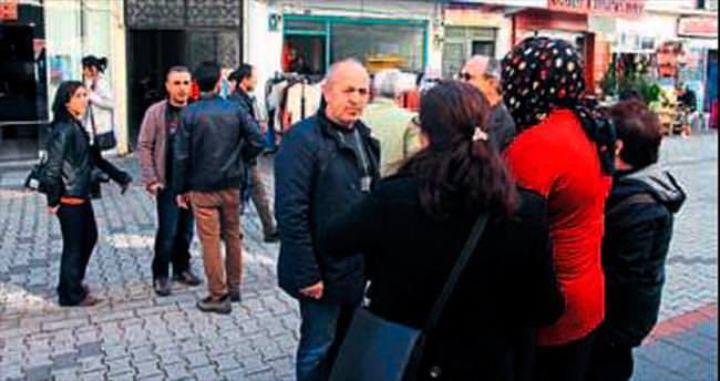 Fethiye AK Parti'de patlama paniği