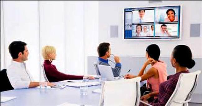İş toplantıları sanal platforma doğru kayacak