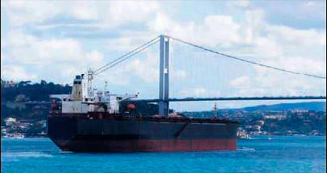 2014'te boğazlardan 89 bin 111 gemi geçti