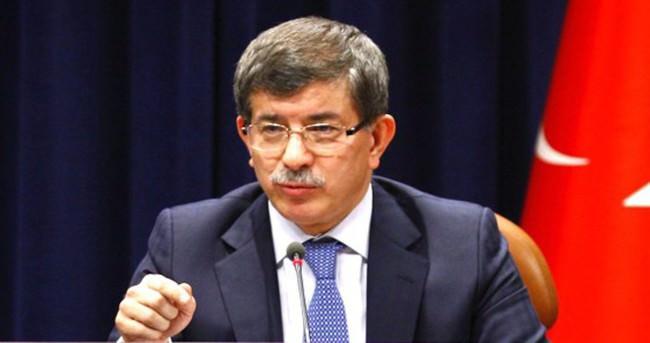 Başbakan Davutoğlu Pakistan'a gidiyor