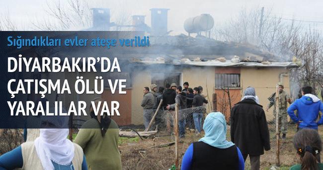 Diyarbakır'da köylüler birbirine girdi, ölü ve yaralılar var