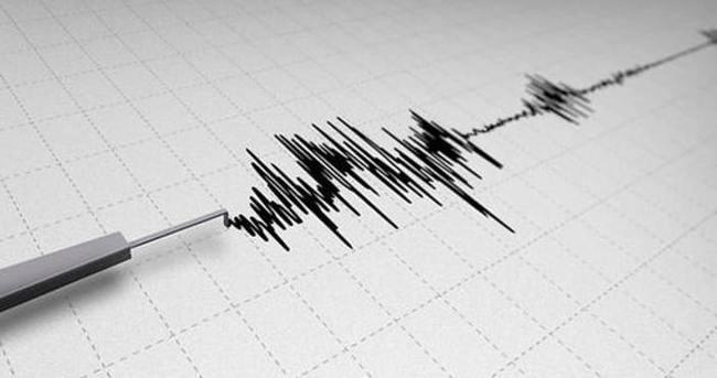 Antalya'da 4.6 büyüklüğünde deprem oldu
