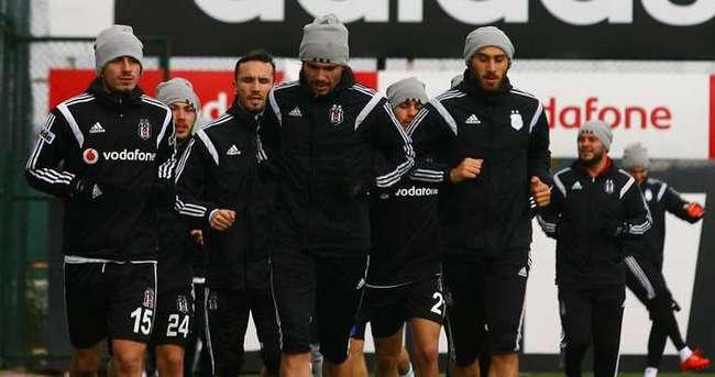 Beşiktaş'ta gözler Liverpool maçında