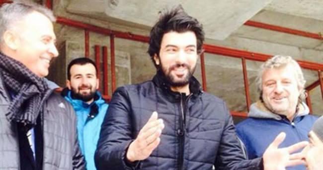 Engin Akyürek'in Beşiktaş aşkı