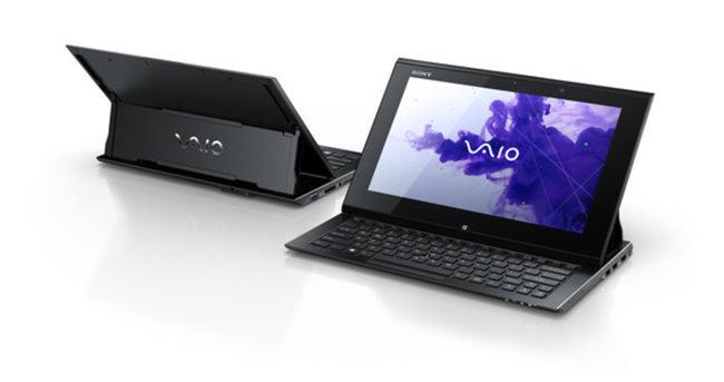 VAIO ilk dizüstü bilgisayarlarını tanıttı