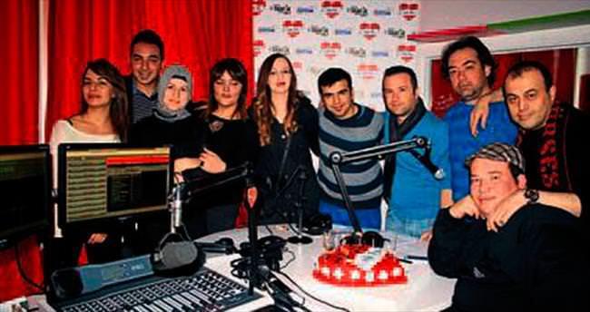 AŞK FM 13'üncü yaşını kutladı