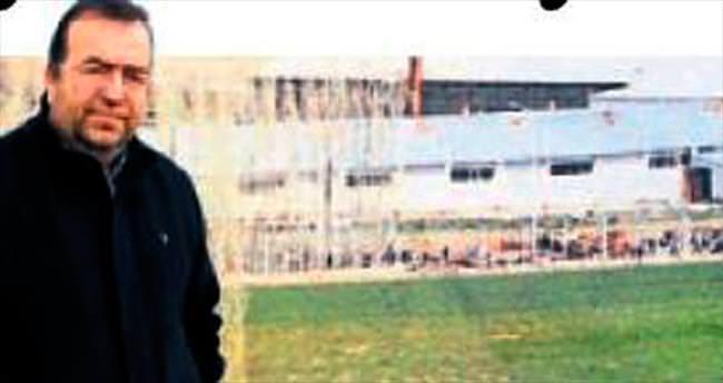 Çalınan fabrikanın yerinde yel esiyor