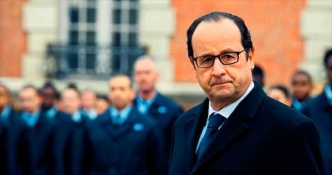 Fransa'dan sert tepki