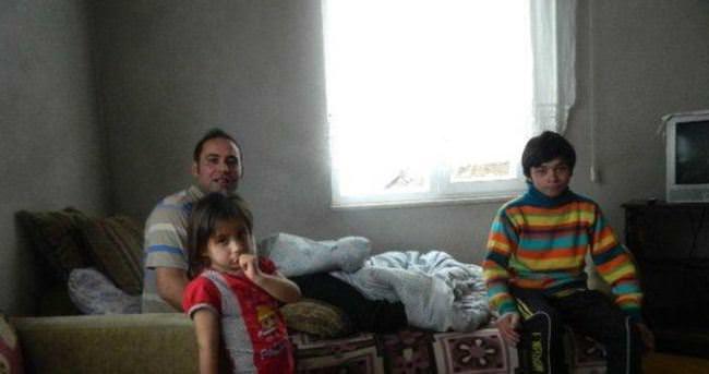 Felçli baba 6 çocuğuyla yardım bekliyor