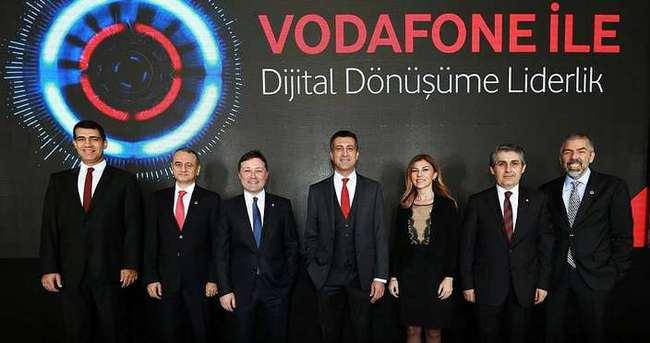 Vodafone'dan rekor pazar payı