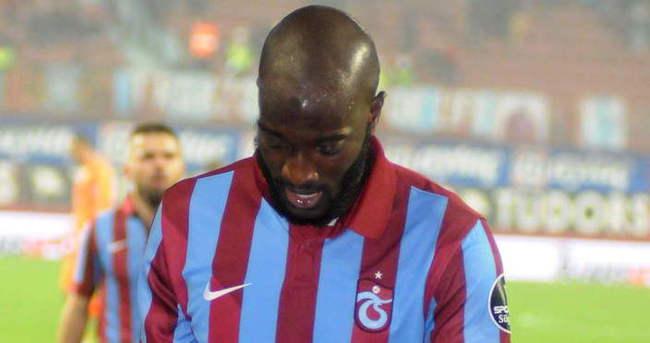 Trabzonspor'da Yatabare şoku