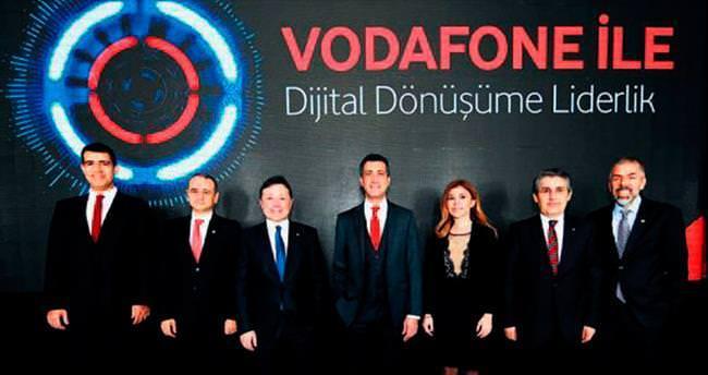 Vodafone pazar payını rekor seviyeye çıkardı