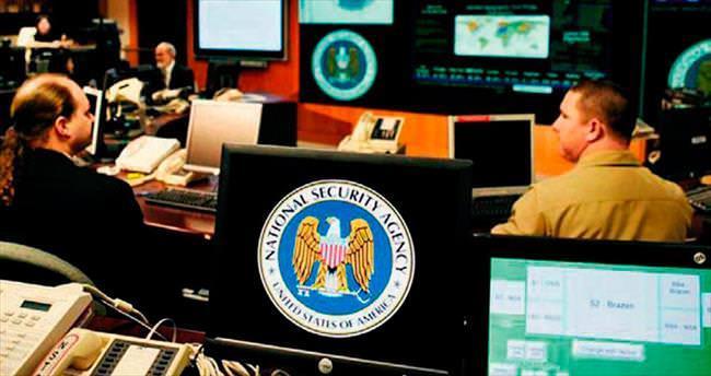 ABD'nin 30 ülkede siber casusluk ağı var