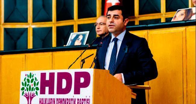 HDP, Meclis'te paketi kilitleyecek
