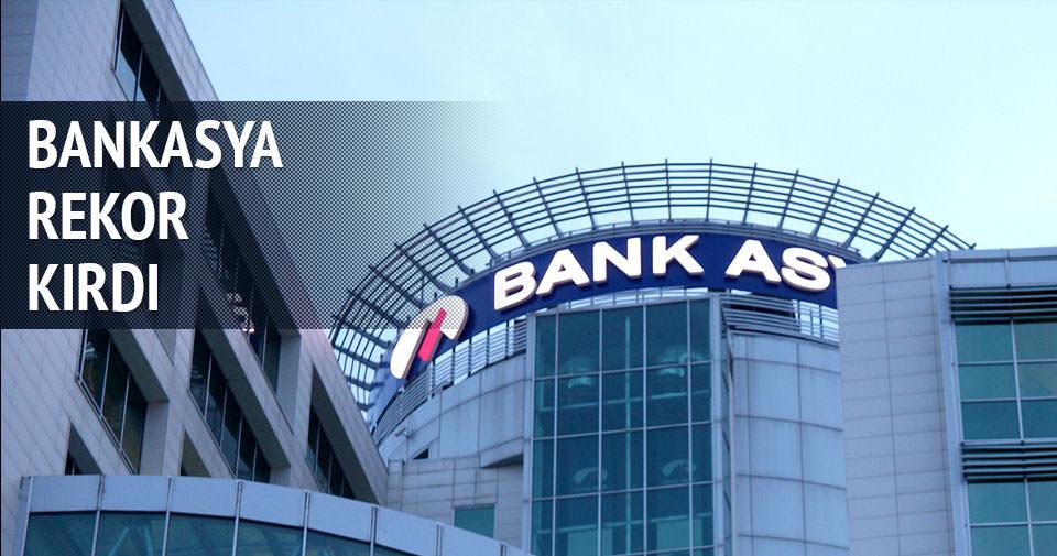 Bank Asya'dan rekor zarar