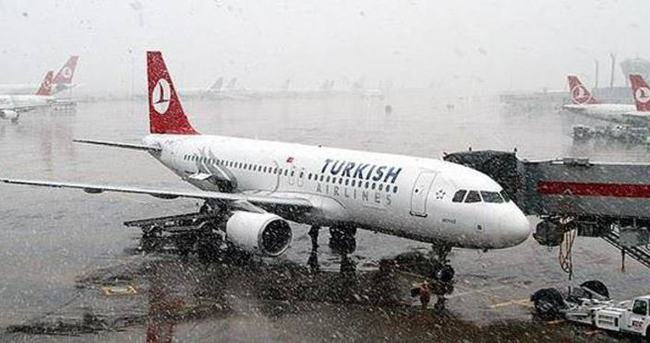Atatürk Havalimanı'nda tüm seferler iptal!
