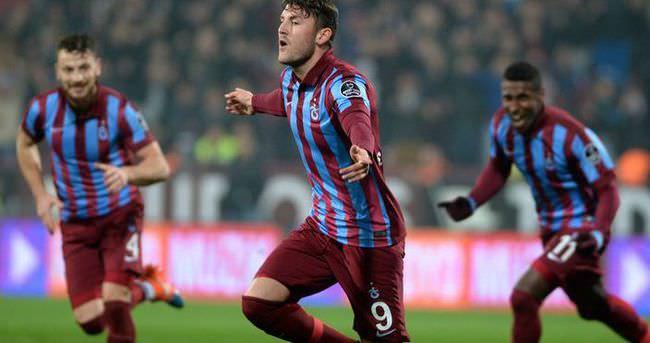 Trabzonspor avantaj arıyor