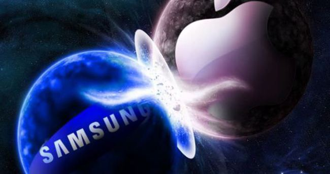 Samsung Apple'dan daha itibarlı