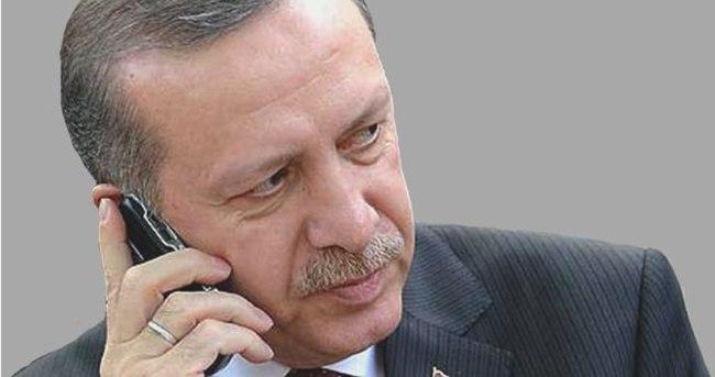 Erdoğan Özgecan'ın ailesiyle görüştü