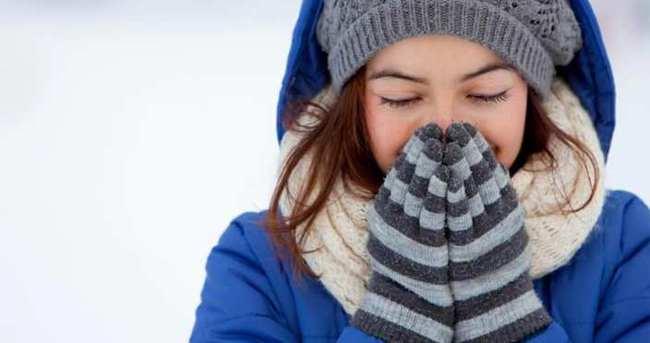 Hipotermi ve donmalara dikkat!