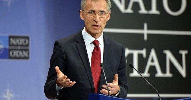NATO'dan Rusya'ya sert çağrı!