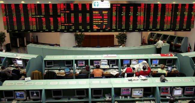 Borsa İstanbul'da rekor