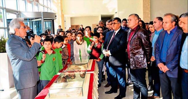 Çanakkale 1915 Müzesi ikinci kez Manavgat'ta