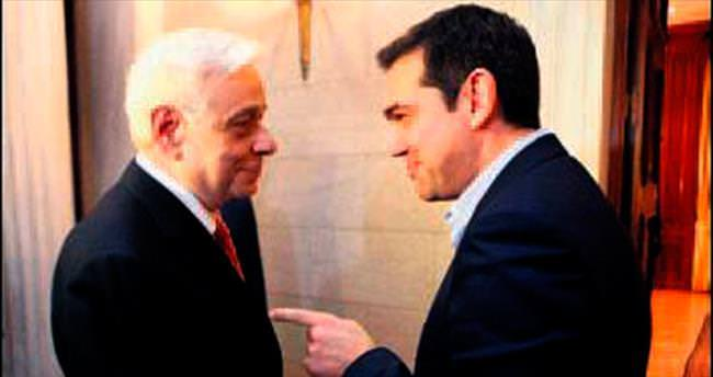 Çipras'ın adayı cumhurbaşkanı seçildi