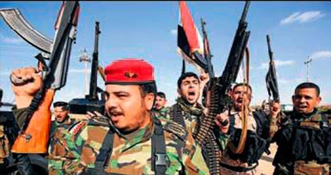 IŞİD gözlerini Erbil'e dikti