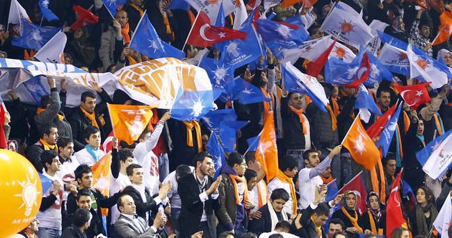 AK Parti İstanbul'da rekor başvuru