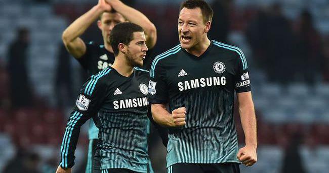 Terry, Chelsea'de kalmak istiyor