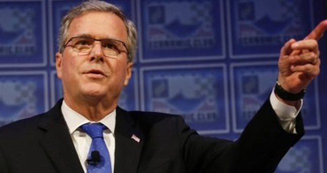Jeb Bush: Kardeşim Irak'ta hata yaptı