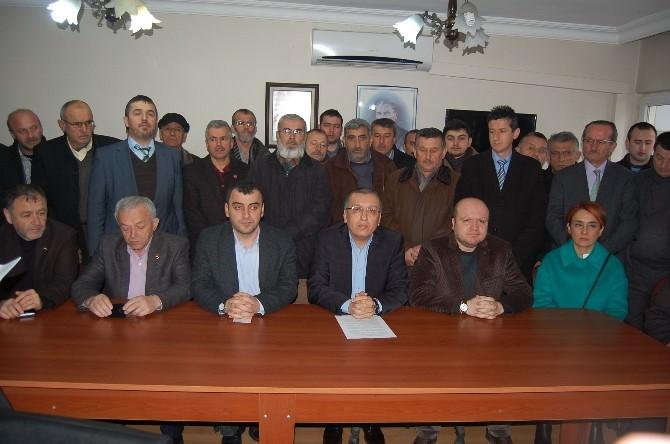 Karagöz'den Aday Adaylığı Açıklaması